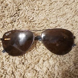 Ray-Ban RB 8313 Sunglasses Brown and Grey